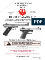 Ruger Mark III Manual