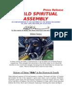 World Spiritual Assembly