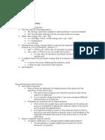 MCAT Bio Notes