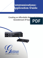 Grandstream Solution Guide