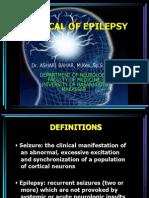 Epilepsy English Class 2010