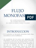 FLUJO MONOFASICO