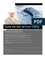 Manuali -Forex Trading