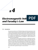 Electromagnetic Induction and Faradays Law