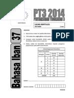 2014 PT3 37 Bahasa Iban