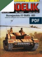 [Modelik 2002 14] - SdKfz 167 StuG IV Ausf H