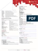 Cheat Sheets Symfony2 Doctrine2