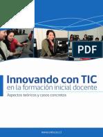 Innovando Con TIC en La Formacion Inicial Docente