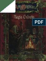 Ars Magica - Magia Extraña