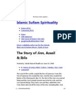 the story of jinn, azazil & iblis « islamic sufism spirituality