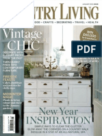Country Living UK 2013