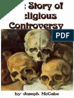 Historia de La Controversia Religiosa, La - McCabe