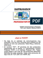 Unidad II Protocolo Tcp-ip