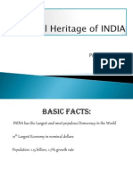 Culture Heritage of India
