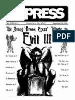 The Stony Brook Press - Volume 18, Issue 2
