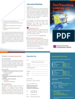 Test EquatiTest Equating, Linking & Scaling .pdfng, Linking & Scaling