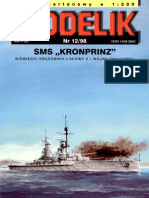 [Modelik 1998 12] - Battleship SMS Kronprinz