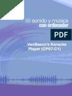 Manual Karaoke Player