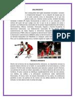Baloncesto, Tacticas