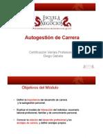 Autogestión de Carrera