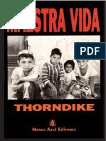 Libro - Maestra Vida - Thorndike Guillermo.
