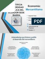 Grupo 2 Mercantilismo