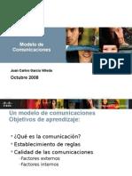 1.1 Modelo de Comunicaciones