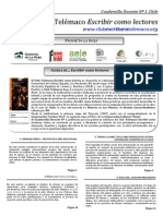 100_Cuadernillo Docente N1 - CHILE- 2009-10
