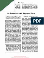 Entrevista Raymond Aron