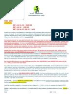 AC222 Final Exam Study Guide