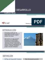 Planes de Desarrollo Turístico.pptx