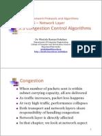 5.3 Congestion Control Algorithms