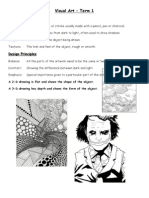 Art Notes Term 1