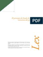 El Principio del Estado de Derecho y la Estructura del Proceso Penal