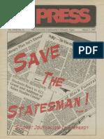 The Stony Brook Press - Volume 18, Issue 12