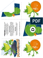 Flash Frog Flashcards