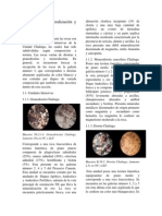 V. Litologia