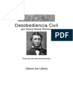 Thoreau, Henry David _  Desobediencia Civil largo.doc
