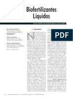 Biofertilizante liquidos