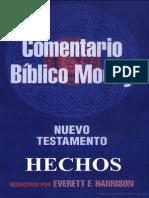 Comentario Bíblico Moody - Hechos