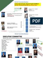PSU Board of Trustees Committee Membership (as of 04Jul2014)