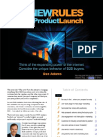 12 New Rules of B2B Product Launch