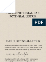6) Energi Potensial listrik