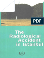 The Radiological Accident in Istanbul