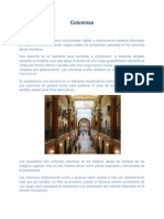 Columnas Estructuras