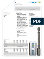 Lorentz PS1200 Brochure