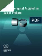 The Radiological Accident in Samut Prakarn