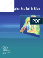 The Radiological Accident in Gilan