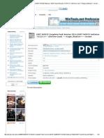 ESET NOD32 Complete Software