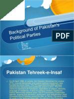Pakistan's Political